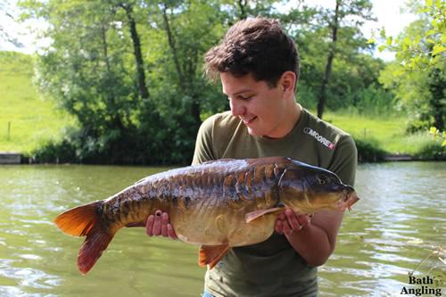 Newton Park Bathampton Angling Association Catch Report Jacob Coles