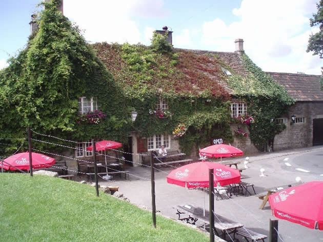 The George inn Bathampton