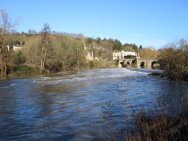 Batheaston River Avon Bathampton Angling Association
