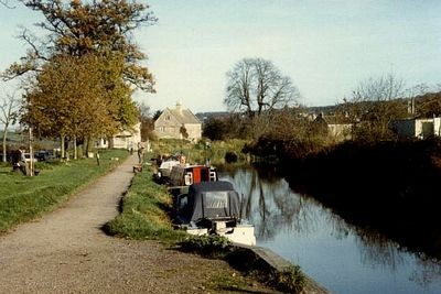 Canal at Bathampton