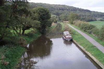 Hardings Bridge towards Bathampton