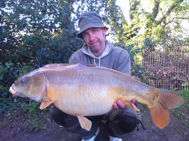 Jason Wheller Hunstrete Main Lake