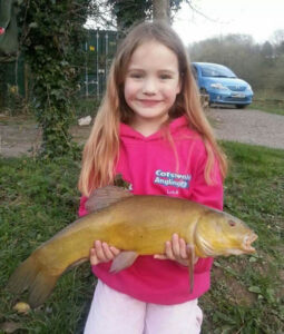 Lola Withy Pool Tench