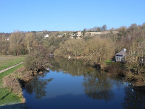 Newbridge River Avon Bathampton Angling Association
